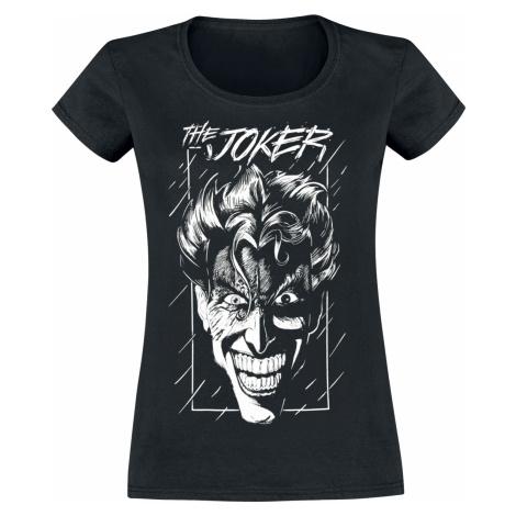 Batman - The Clown Prince Of Crime - Girls shirt - black