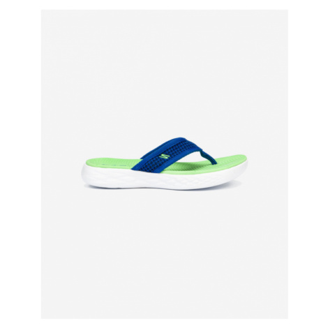 Skechers On The Go Kids Flip-flops Green