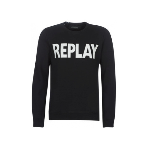 Replay M3666-000-21842-085 men's Sweatshirt in Blue