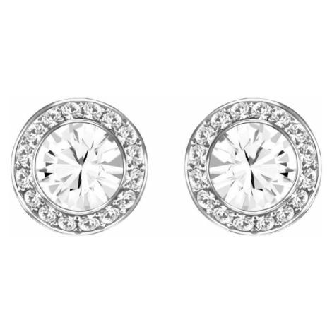 Swarovski Angelic White Crystal Earrings