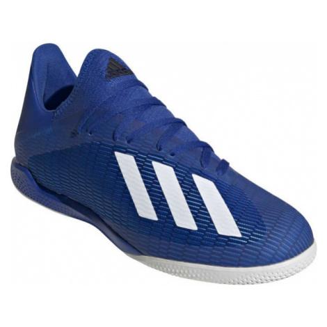 adidas X 19.3 IN blue - Men's indoor shoes