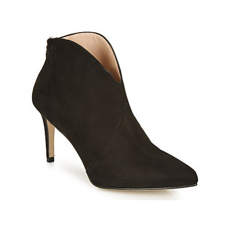 Betty London LINDY women's Low Ankle Boots in Black