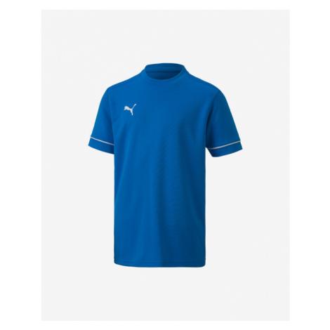 Puma teamGoal Core Kids T-shirt Blue