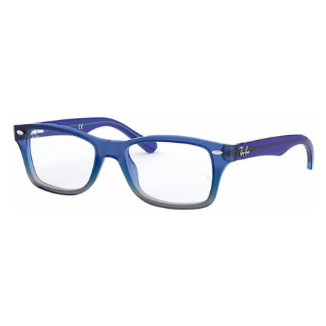 Ray-Ban Rb1531 Unisex Optical Lenses: Multicolor, Frame: Blue - RB1531 3647 46-16