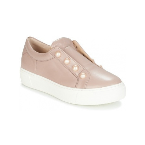 Gabor SUPA women's Slip-ons (Shoes) in Pink