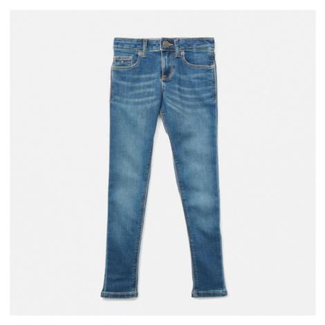 Tommy Hilfiger Girls' Nora Skinny Jeans - Midnight Dark Blue