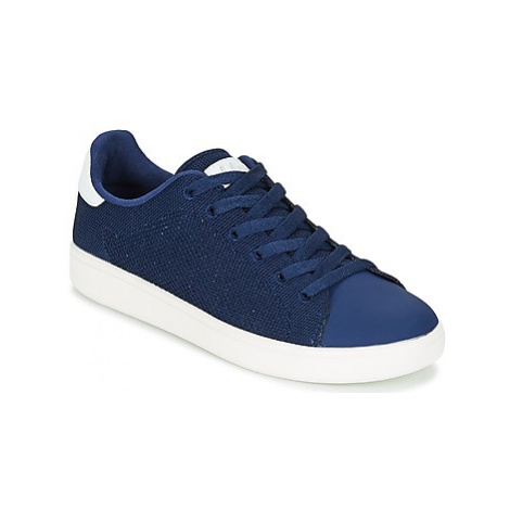 S.Oliver EZOUME women's Shoes (Trainers) in Blue