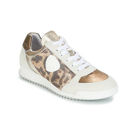 Philippe Morvan CATHYS women's Shoes (Trainers) in White