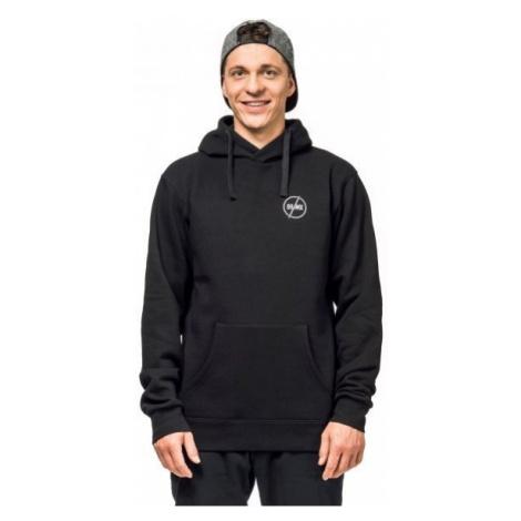 Horsefeathers CREATE MAX SWEATSHIRT black - Men's sweatshirt