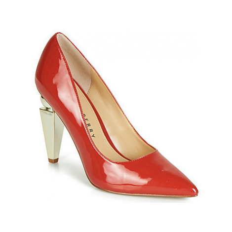 Katy Perry THE MEMPHIS women's Court Shoes in Red