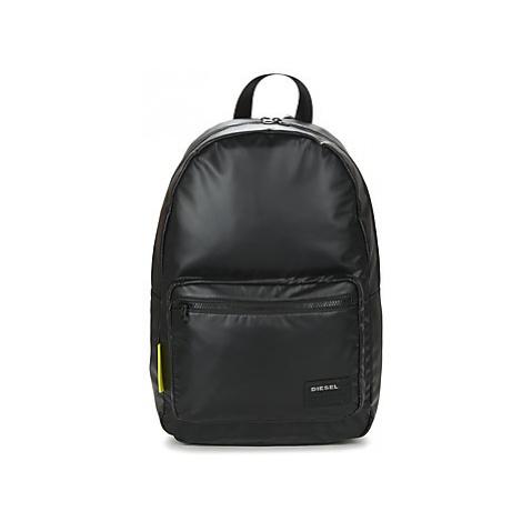 Diesel DISCOVER BACK men's Backpack in Black