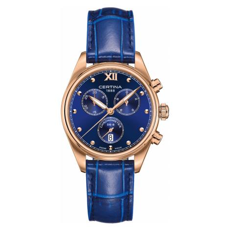 Certina Watch DS-8 Lady Chronograph