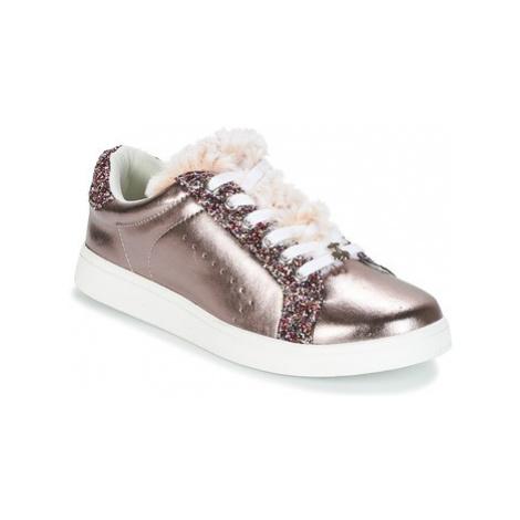 Le Temps des Cerises SACHA women's Shoes (Trainers) in Pink
