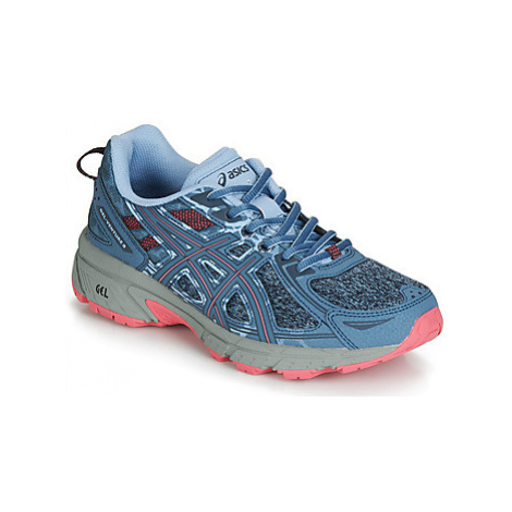 Asics VENTURE 7 women's Running Trainers in Blue