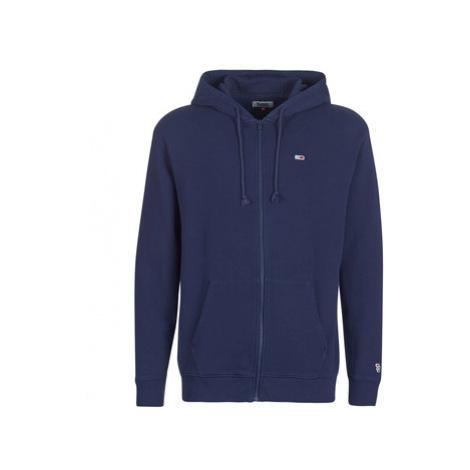 Tommy Jeans TJM TOMMY CLASSICS men's Sweatshirt in Blue Tommy Hilfiger