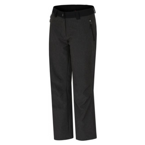 Black women's softshell trousers