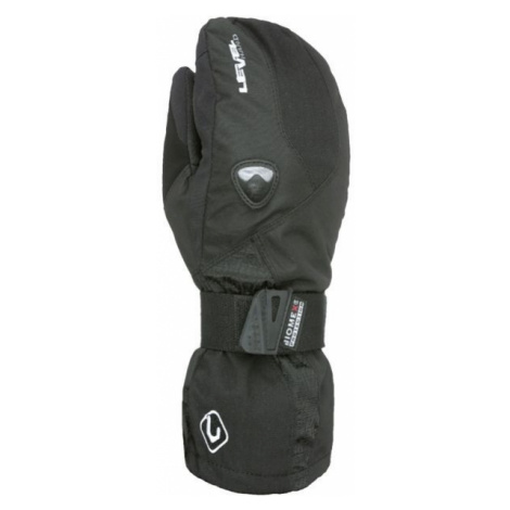 Level FLY JR MITT black - Children's snowboard gloves