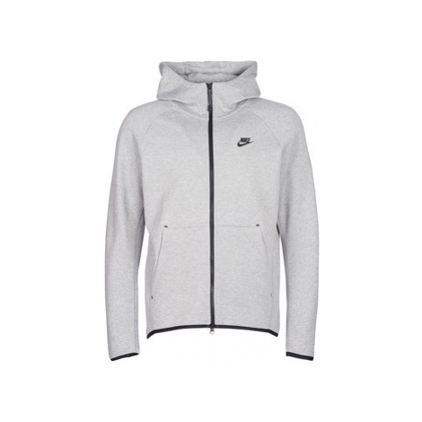 Nike TECHFLEECE men's Sweatshirt in Grey