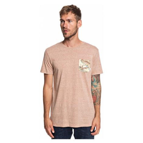 T-Shirt Quiksilver Broken Leash - CKQ0/Praline - men´s