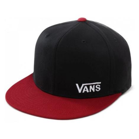 Vans MN SPLITZ black - Men's baseball cap