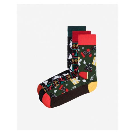 Jack & Jones Rudolf Set of 3 pairs of socks Colorful