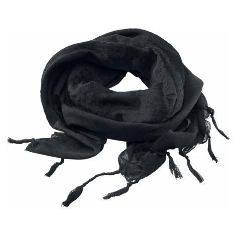Brandit - Shemag Palestinian Scarf - Scarf - navy-black