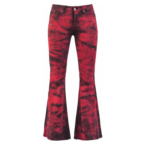 RED by EMP - Jil - Girls trousers - black-red
