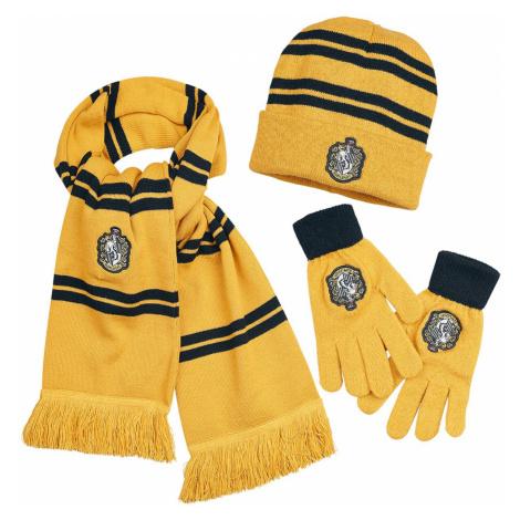 Harry Potter Hufflepuff Scarf yellow black