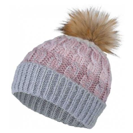Willard CORINA grey - Women's knitted beanie