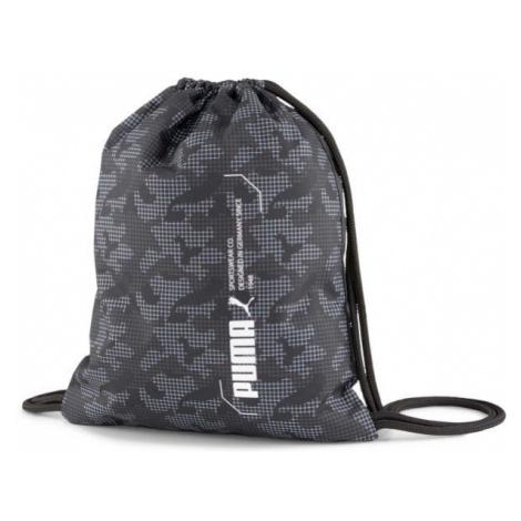 Puma STYLE GYM SACK black - Gym sack