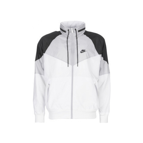 Nike M NSW HE WR JKT HD + men's in Grey