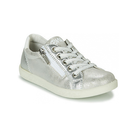 Primigi 3382233 girls's Children's Shoes (Trainers) in Silver