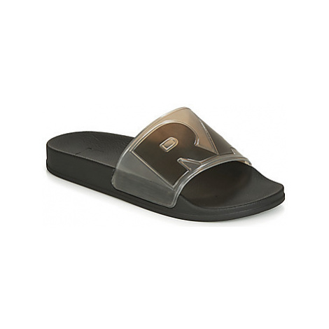G-Star Raw CLART SLIDE II - TRANSPARENT women's in Black