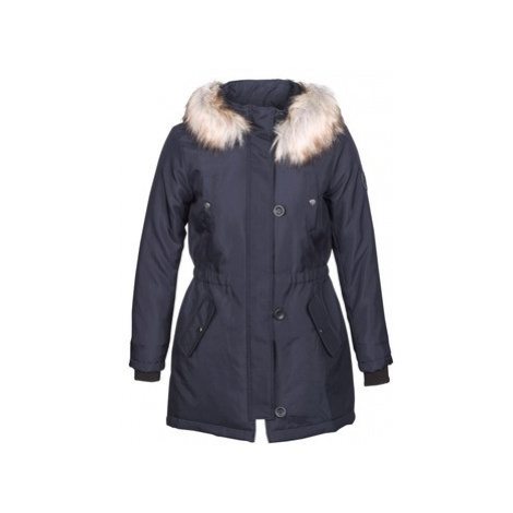 Only ONLIRIS women's Parka in Blue