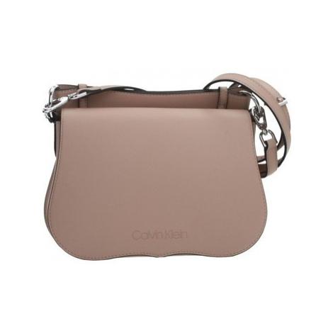 Calvin Klein Jeans K60K605611 women's Bag in Beige