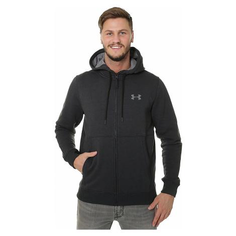 sweatshirt Under Armour Threadborne Fleece Zip - 016/Anthracite