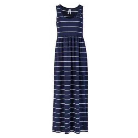 Willard DAMIANA dark blue - Women's maxi dress