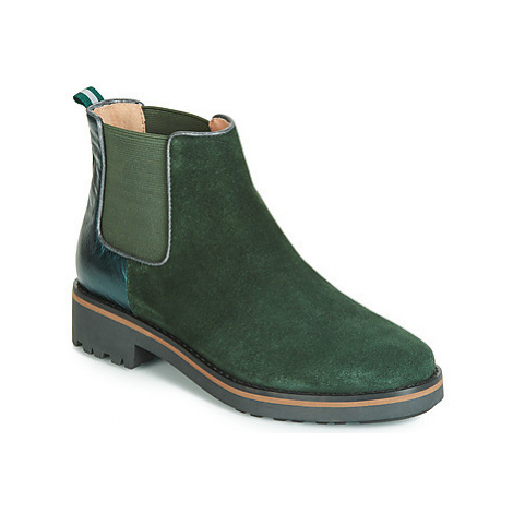 Karston ONKIX women's Mid Boots in Green