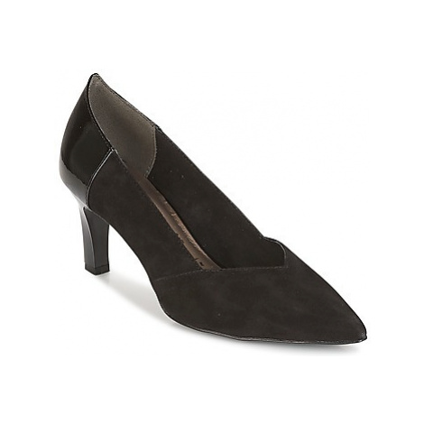 Tamaris TACAPI women's Court Shoes in Black