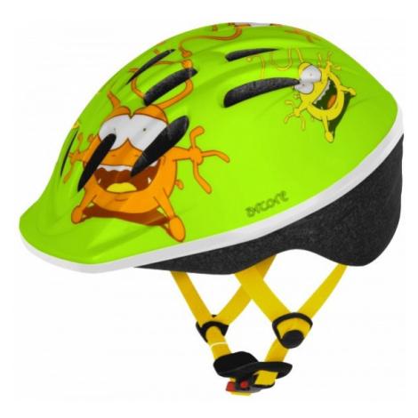 Arcore VENTO green - Kid's helmet