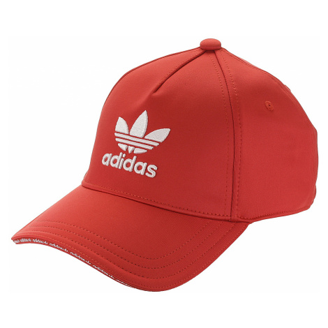 cap adidas Originals Cap - Red/White - women´s