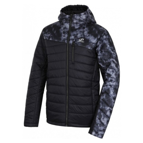 Hannah LAVERNE gray - Men's quilted jacket