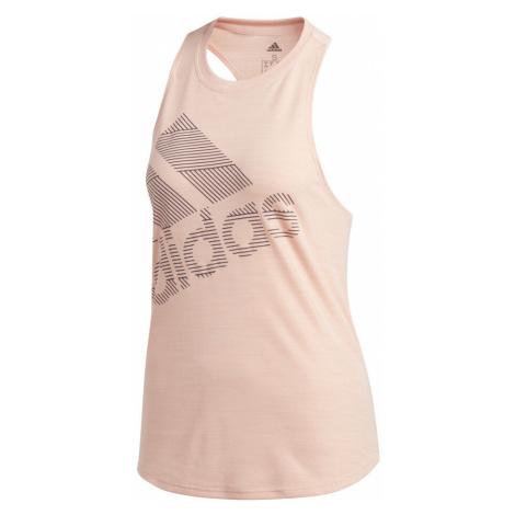 Best Of Sport Logo Tank Top Women Adidas