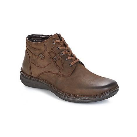 Josef Seibel Anvers 35 men's Mid Boots in Brown