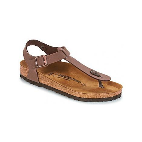 Birkenstock KAIRO women's Sandals in Brown