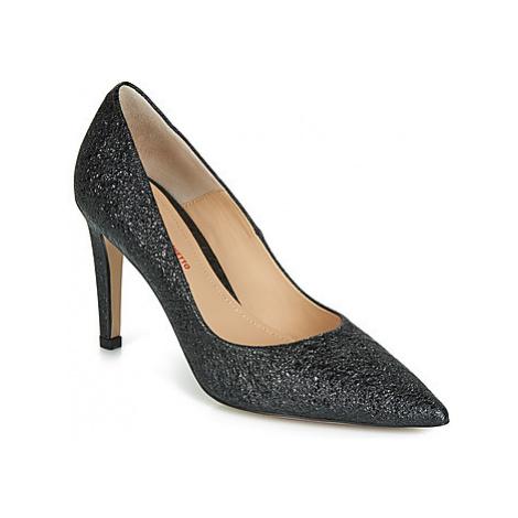Perlato MONNA women's Court Shoes in Black