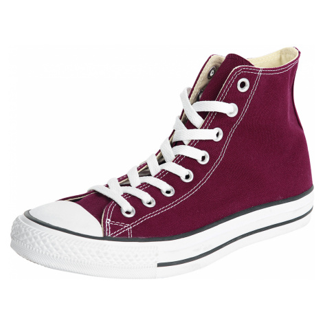 Converse - Chuck Taylor All Star High - Sneakers - burgundy