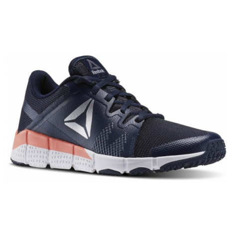 Reebok TRAINFLEX dark blue - Women's fitness shoes