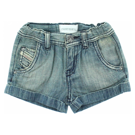 Diesel Kids Shorts Blue