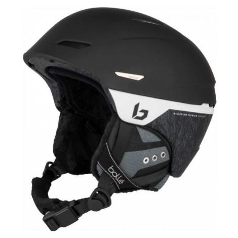 Bolle MILLENIUM black - Ski helmet